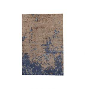 bamboo silk rug