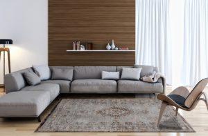 Γωνιακός καναπές σε επιθυμητές διαστάσεις